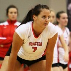 Cougars outside hitter making presence known in third season