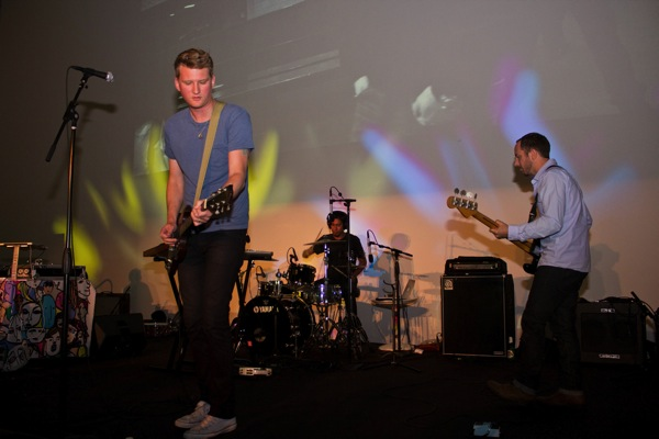 The Museum of Fine Arts Houston invited a variety of bands to perform for a young adult crowd Friday night. The next MFAH Mixed Media Designed by IKEA event will be held at 8 p.m. on Sept. 22. | Nine Nguyen/The Daily Cougar