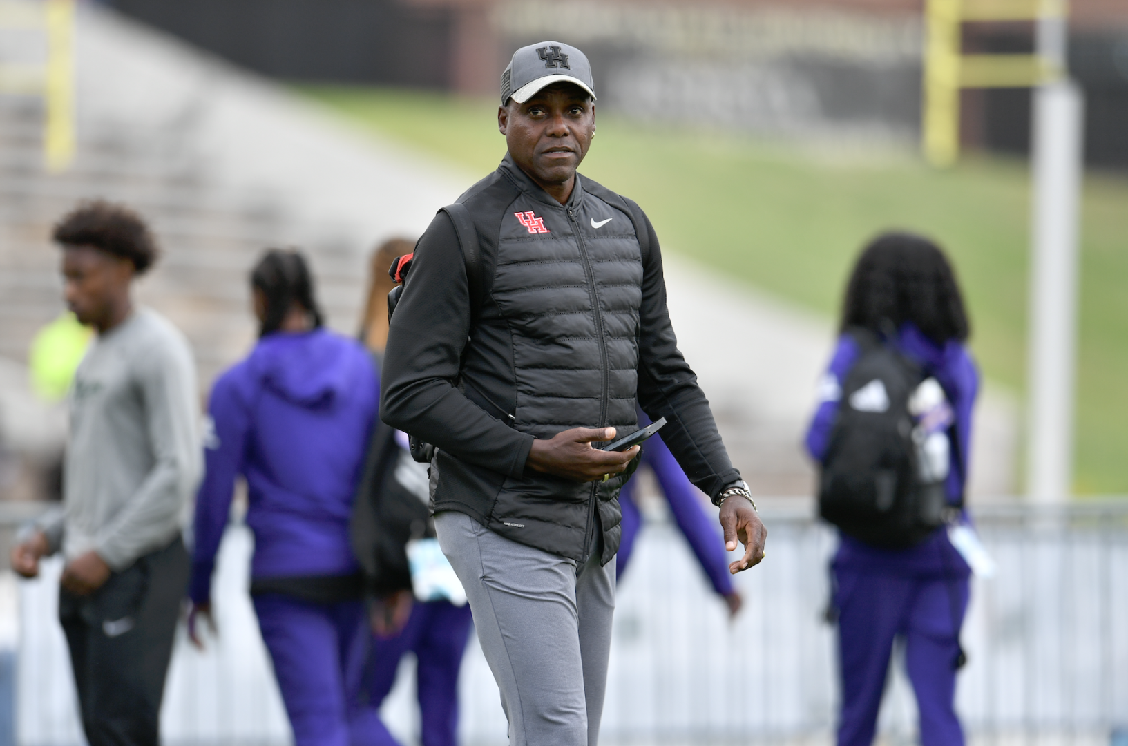 "For many, including sprinter Jermaine Holt, who has been training with Carl Lewis since 2018, when ""you think track and field, you still think Carl Lewis."" 