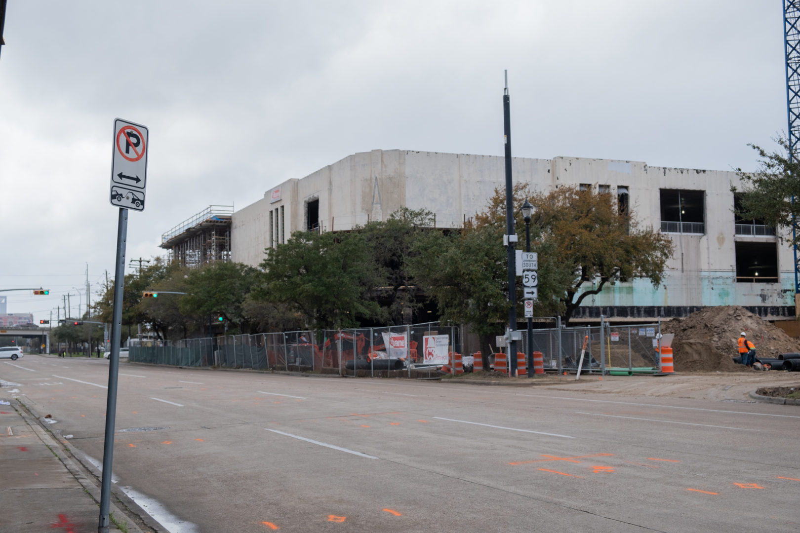 "The renovation of the old Sears building on Main Street in Midtown will create ""The Ion,"" a hub for startups and large corporations to collaborate. The project is spearheaded by Rice Management Company. 