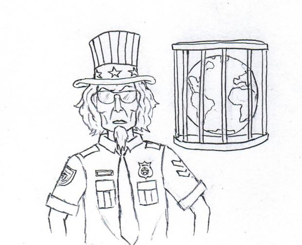 U.S. World Police