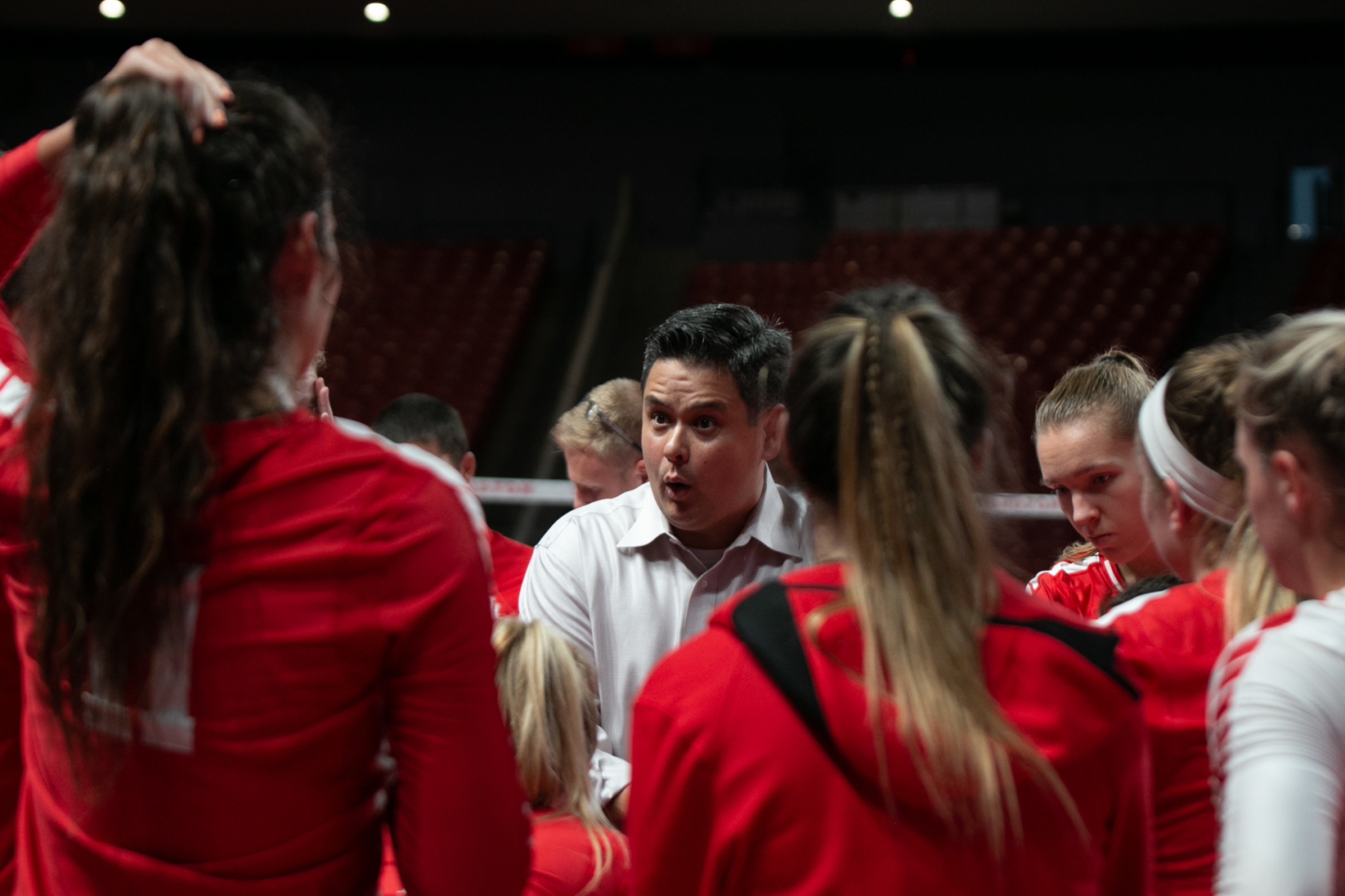 Head coach David Rehr turned a program down in the dumps into an American Athletic Conference contender, but he and the Cougars are still aiming for the national spotlight. | Kathryn Lenihan/The Cougar