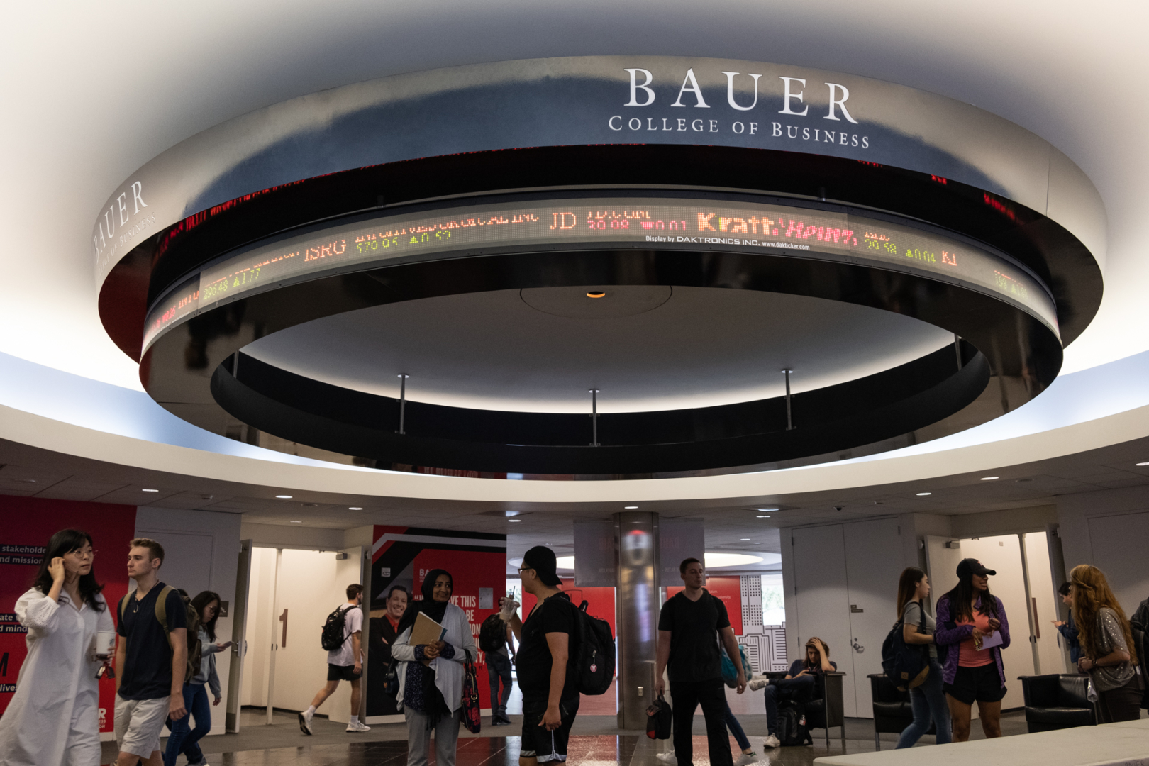 There were over 120 applicants to The Bauer Sales Academy, but only 30 were admitted.